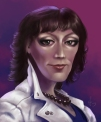 Alex Drake caricature