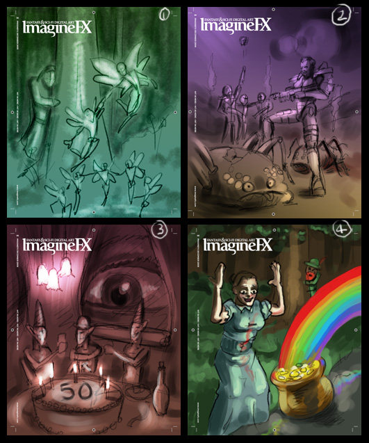 IFX Cover Art Thumbnails