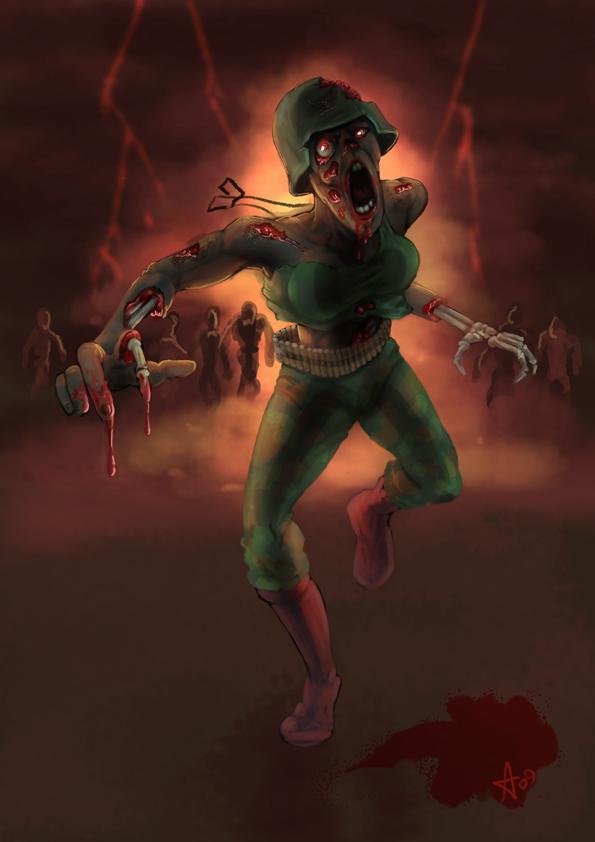 zombie pepper sketch 3